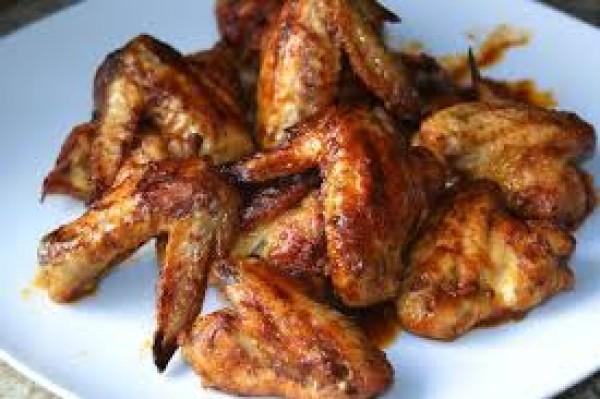 Chicken Wing Skewer