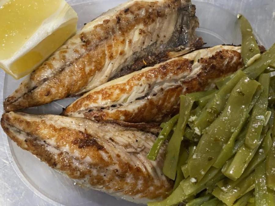 Mackerel Iron